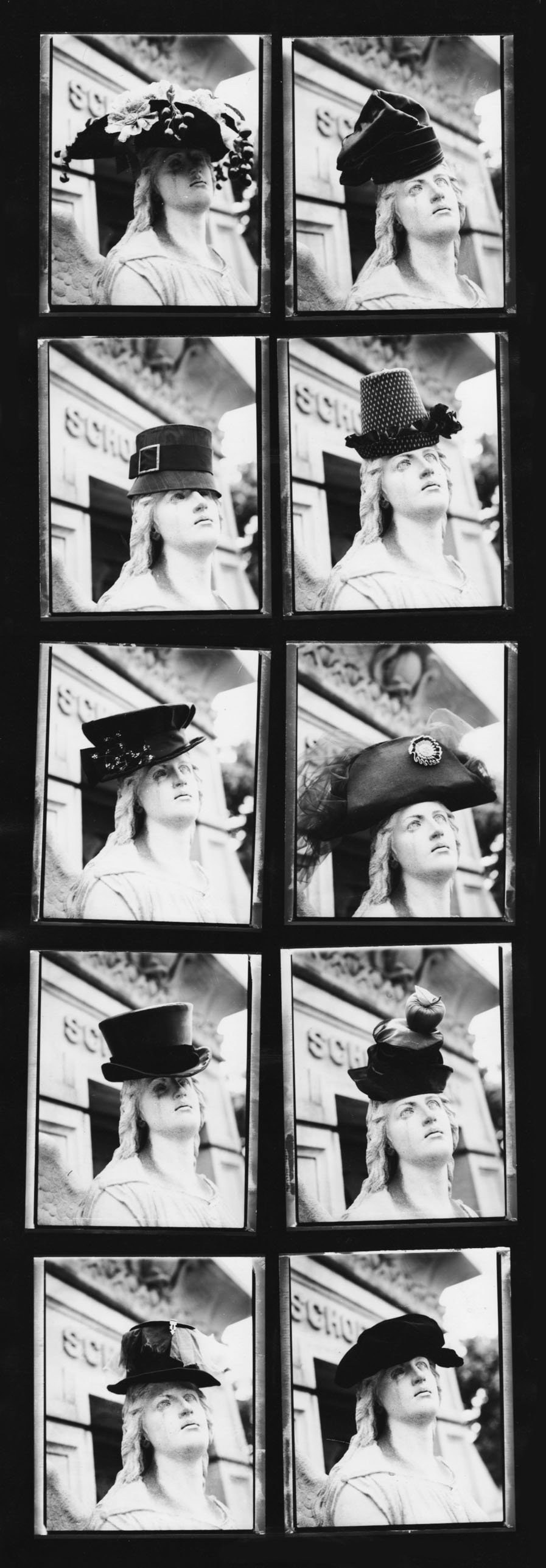 A History of Millinery 1987