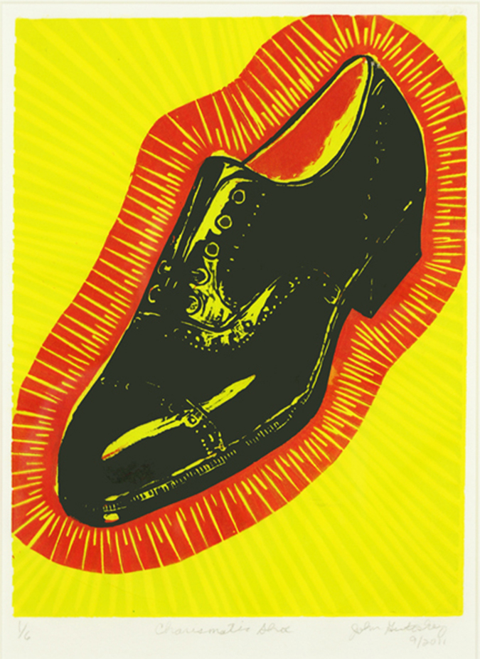 """Charismatic Shoe\""