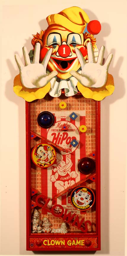 """Clown Game\""