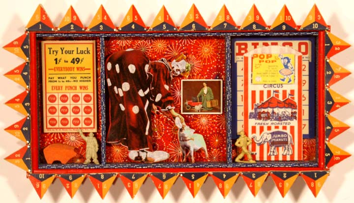 """Clowns 2: Try Your Luck\""