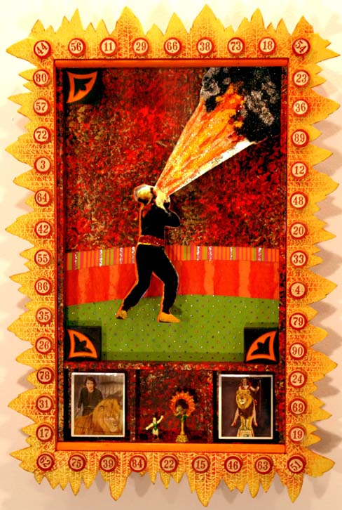 """Fire Eater\""