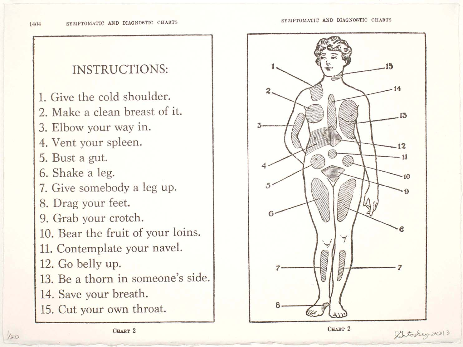 Instructions for Life (female)