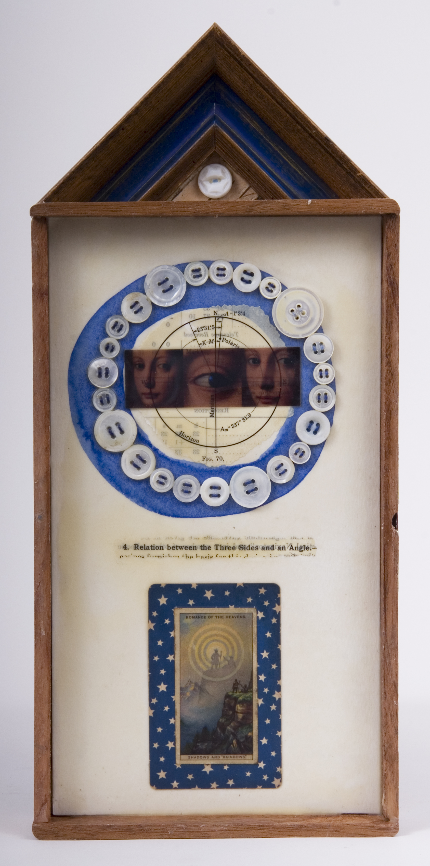 """4. Relation between the three Sides and an Angle\""