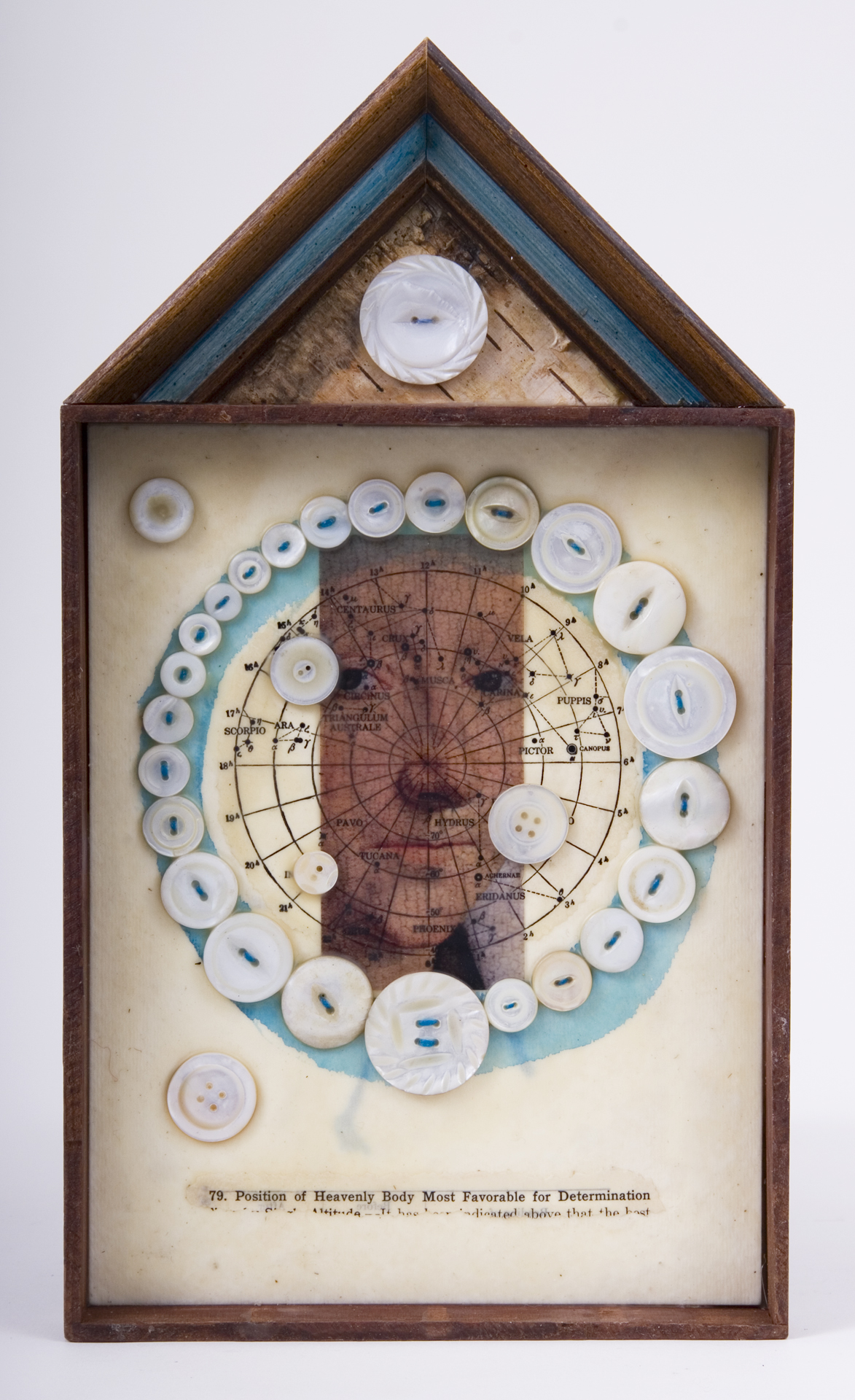 """79. Position of Heavenly Body Most Favorable for Determination\""