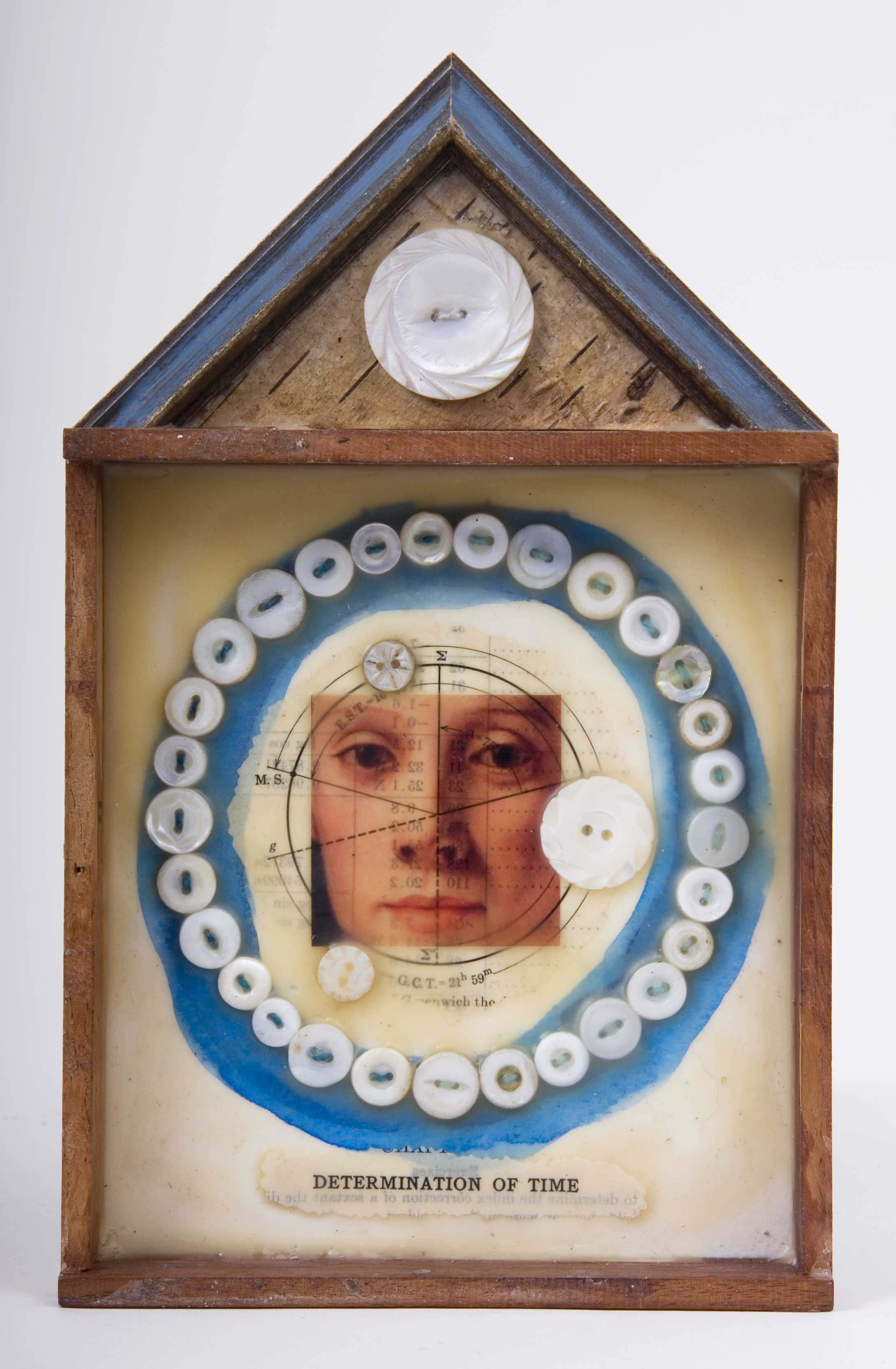"""Determination of Time\""