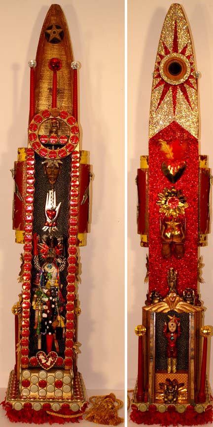 """Super Kundalini Houdini Man\""