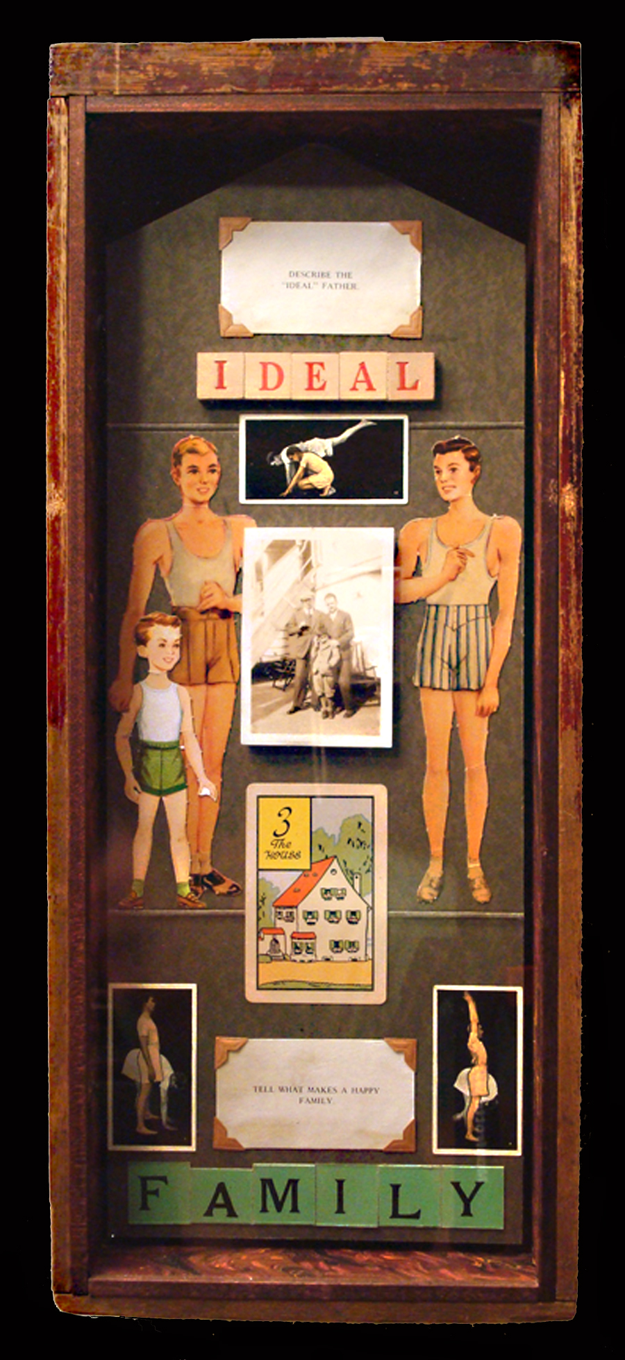"""Ideal Family\""