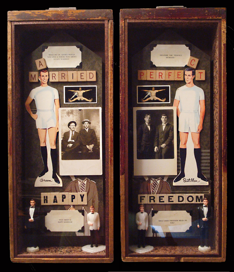 """Marriage Diptych\""