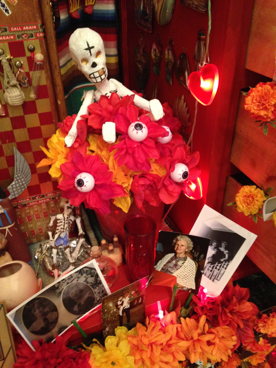 The Altar of Memory & Containment