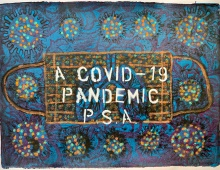 COVID-19 Pandemic PSA  Animation